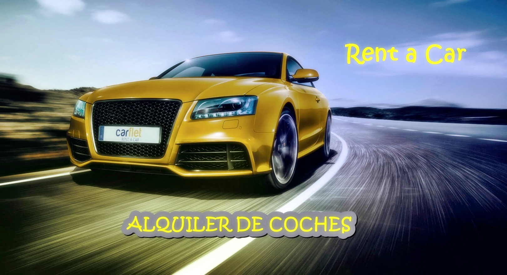 Carflet Rent a Car | Alquiler de Coches - Vehículos - photo#31